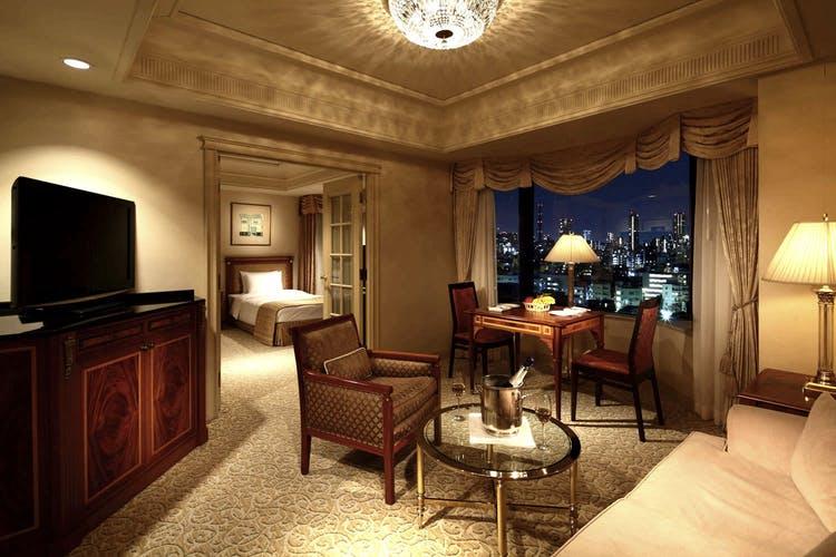 リーガロイヤルホテル東京(りーがろいやる)