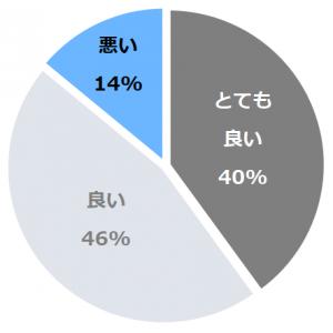羽田エクセルホテル東急(はねだえくせるほてるとうきゅう)口コミ構成比率表(最低最悪を含む)