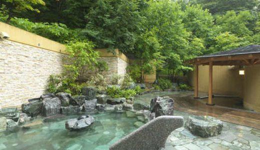 定山渓鶴雅リゾートスパ森の謌(もりのうた)