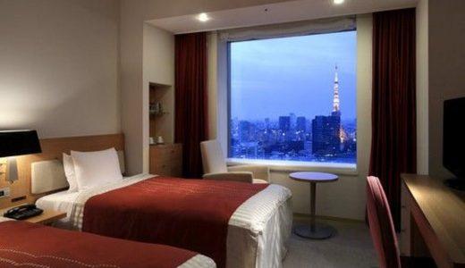 パークホテル東京(ぱーくほてるとうきょう)