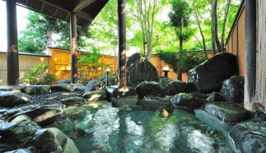 源泉掛流しの湯めぐりテーマパーク 龍洞(りゅうどう)