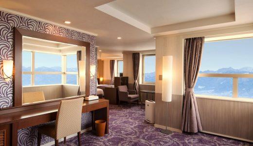 ホテル国際21長野(ほてるこくさい21ながの)