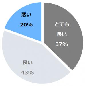 THE SAIHOKUKAN HOTEL(ざさいほくかんほてる)口コミ構成比率表(最低最悪を含む)