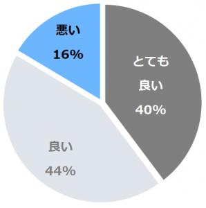 熱川温泉 熱川プリンスホテル(あたがわおんせんあたがわぷりんすほてる)口コミ構成比率表(最低最悪を含む)