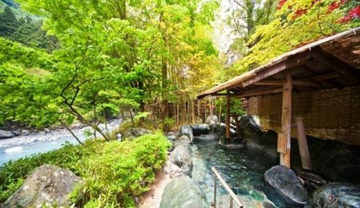 【当ブログ1位は船山温泉!】甲府・身延の宿泊ホテル・旅館5選