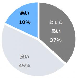 ゆとりろ軽井沢ホテル(ゆとりろかるいざわほてる)口コミ構成比率表(最低最悪を含む)