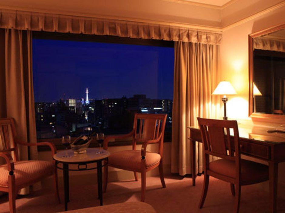 ホテル日航プリンセス京都(ほてるにっこうぷりんせすきょうと)