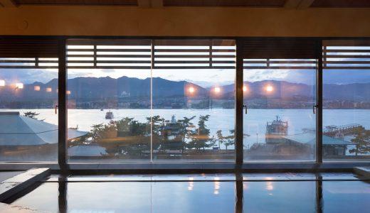 【他のブログより明快!2020年】宮浜温泉・宮島の宿泊ホテル・旅館6選