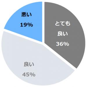 野津旅館(のつりょかん)口コミ構成比率表(最低最悪を含む)