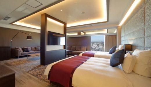 ANAクラウンプラザホテル熊本ニュースカイ(えーえぬえーくらうんぷらざほてるくまもとにゅーすかい)